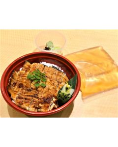 Unagi Hitsumabushi (One a half size)