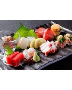 Take Sashimi moriawase